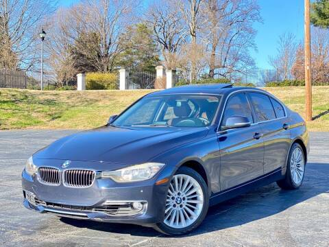 2012 BMW 3 Series for sale at Sebar Inc. in Greensboro NC