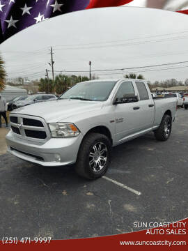 2014 RAM Ram Pickup 1500 for sale at Sun Coast City Auto Sales in Mobile AL