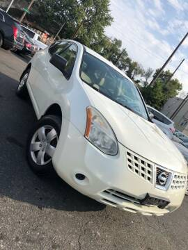 2009 Nissan Rogue for sale at GM Automotive Group in Philadelphia PA