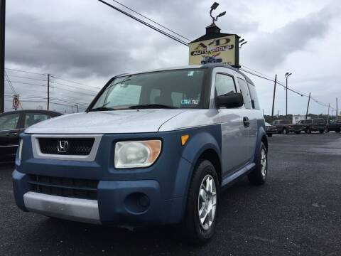 2006 Honda Element for sale at A & D Auto Group LLC in Carlisle PA