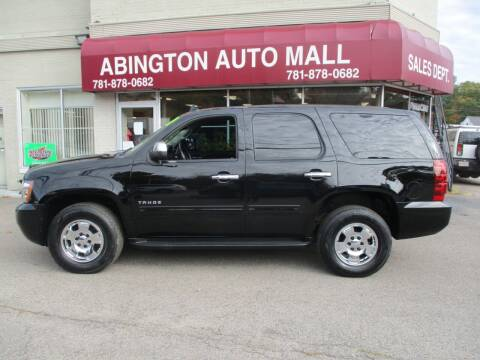 2011 Chevrolet Tahoe for sale at Abington Auto Mall LLC in Abington MA