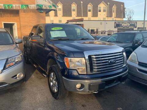 2011 Ford F-150 for sale at Park Avenue Auto Lot Inc in Linden NJ