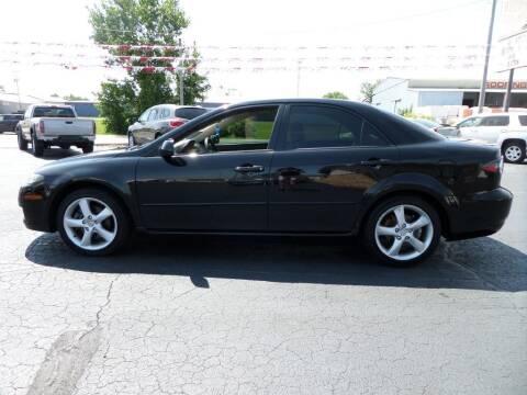 2008 Mazda MAZDA6 for sale at Budget Corner in Fort Wayne IN