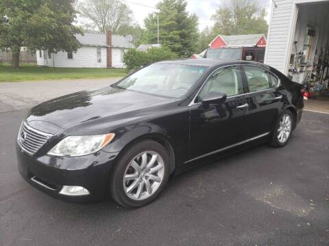 2007 Lexus LS 460 for sale at The Car Mart in Milford IN