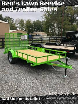 2020 Doolittle RS77X123K for sale at Ben's Lawn Service and Trailer Sales in Benton IL