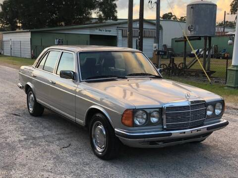 1984 Mercedes-Benz 280-Class for sale at OVE Car Trader Corp in Tampa FL