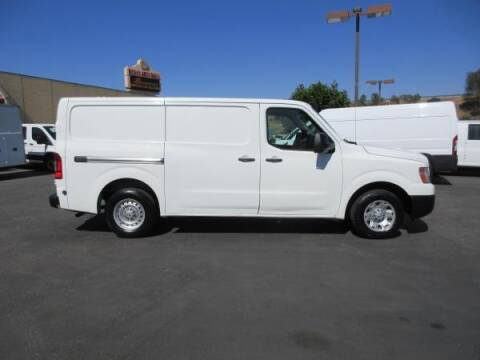 2016 Nissan NV Cargo for sale at Norco Truck Center in Norco CA