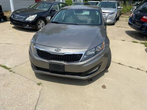 2013 Kia Optima for sale at 3M AUTO GROUP in Elkhart IN