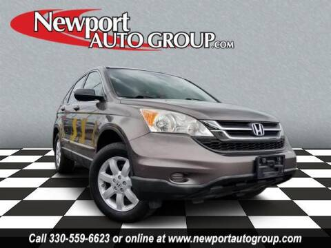 2010 Honda CR-V for sale at Newport Auto Group in Austintown OH