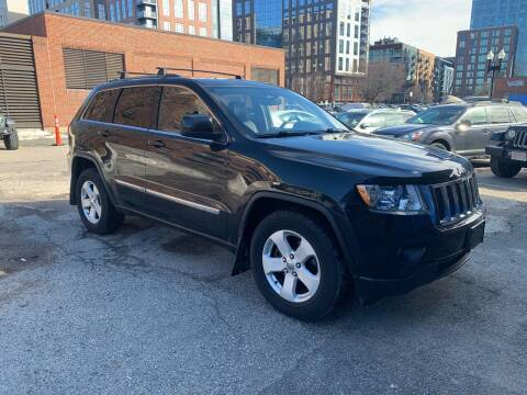 2012 Jeep Grand Cherokee for sale at Boston Auto Exchange in Boston MA