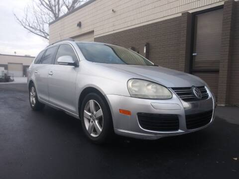 2009 Volkswagen Jetta for sale at AUTOMOTIVE SOLUTIONS in Salt Lake City UT