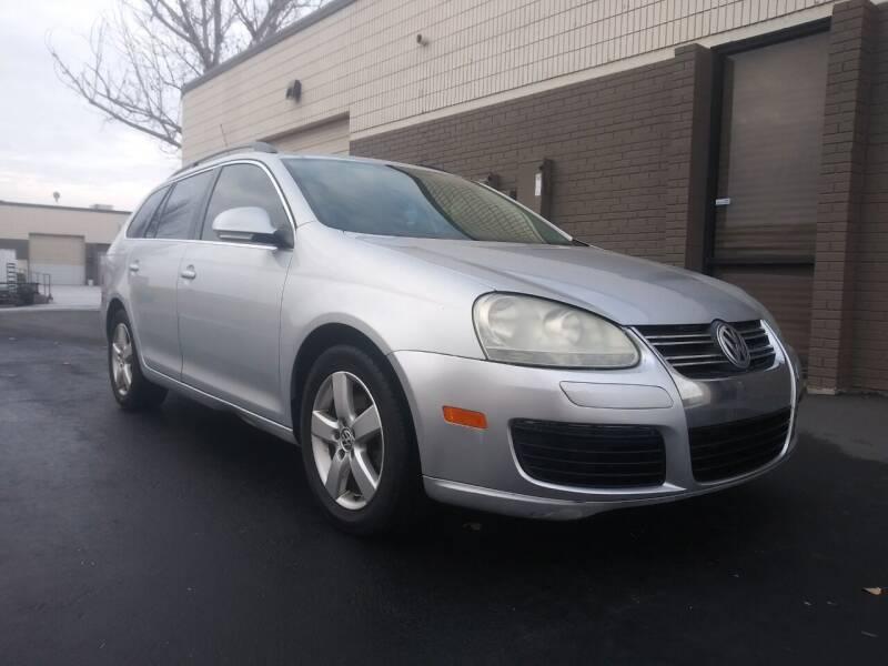 2009 Volkswagen Jetta for sale at AUTOMOTIVE SOLUTIONS in Salt Lake City UT