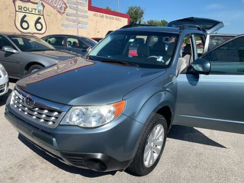 2011 Subaru Forester for sale at New To You Motors in Tulsa OK