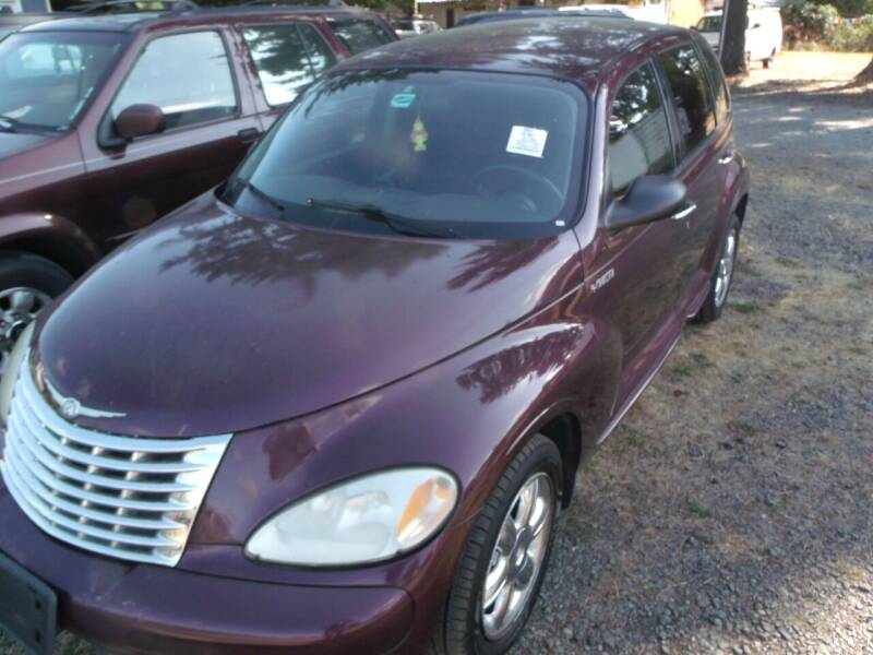 2003 Chrysler PT Cruiser for sale at Sun Auto RV and Marine Sales in Shelton WA