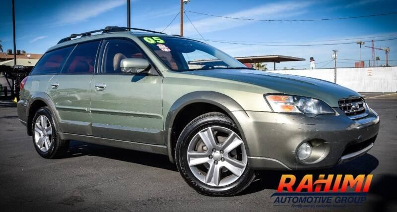 2005 Subaru Outback for sale at Rahimi Automotive Group in Yuma AZ