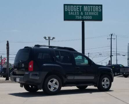 2008 Nissan Xterra for sale at Budget Motors in Aransas Pass TX