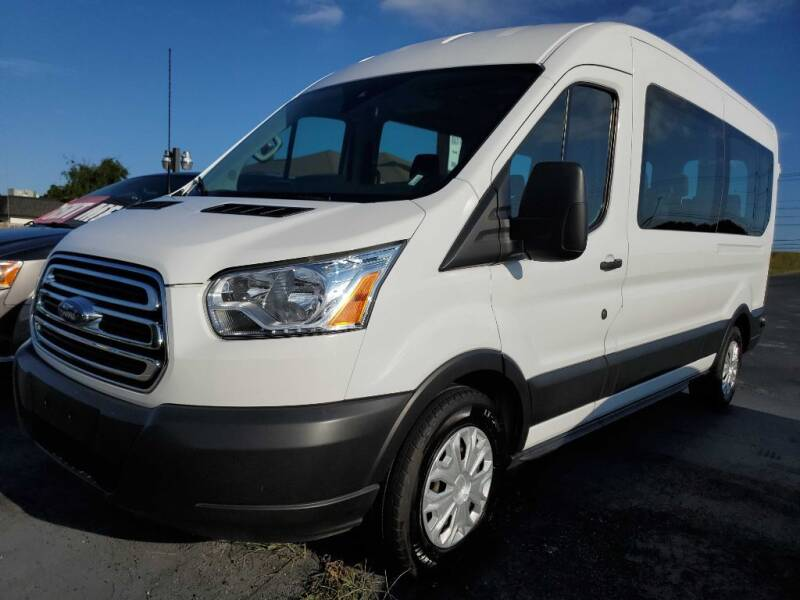 2019 Ford Transit Passenger for sale at THE TRAIN AUTO SALES & RENTALS in Taylors SC