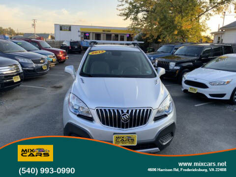 2013 Buick Encore for sale at Mix Cars in Fredericksburg VA