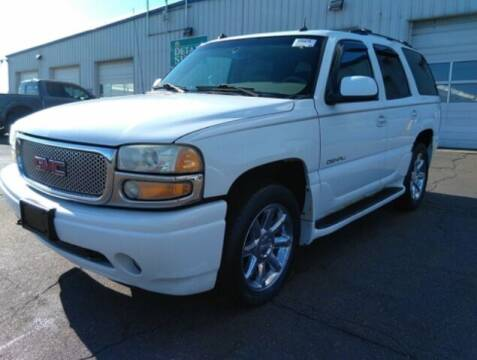 2003 GMC Yukon for sale at HW Used Car Sales LTD in Chicago IL
