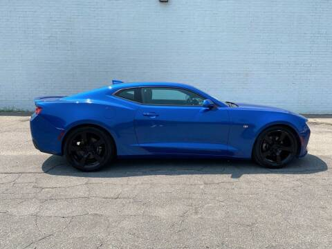 2018 Chevrolet Camaro for sale at Smart Chevrolet in Madison NC