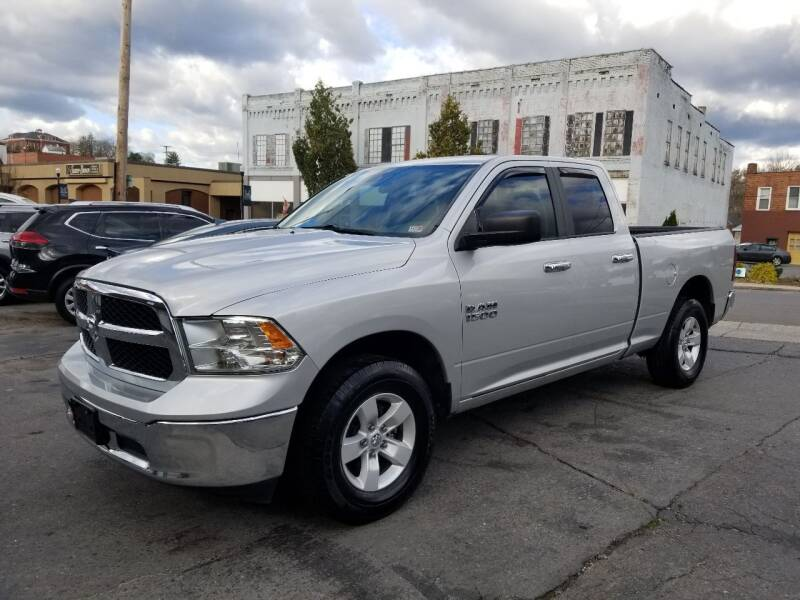 2016 RAM Ram Pickup 1500 for sale at East Main Rides in Marion VA