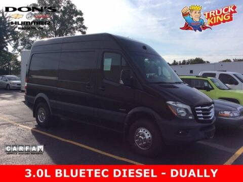 2015 Freightliner Sprinter Cargo for sale at DON'S CHEVY, BUICK-GMC & CADILLAC in Wauseon OH
