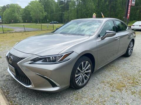 2019 Lexus ES 350 for sale at Premier Auto Solutions & Sales in Quinton VA