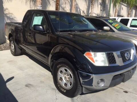 2007 Nissan Frontier for sale at GreenLight  Auto Sales in Modesto CA