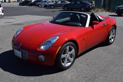 2007 Pontiac Solstice for sale at Global Elite Motors LLC in Wenatchee WA