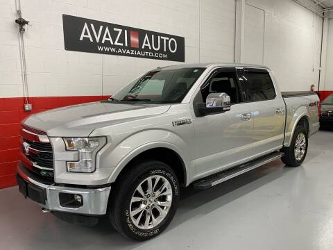 2015 Ford F-150 for sale at AVAZI AUTO GROUP LLC in Gaithersburg MD