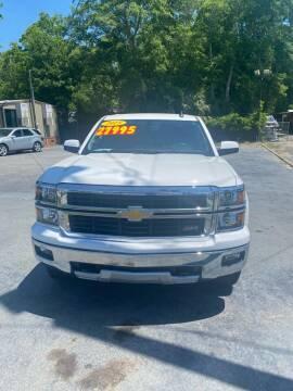 2015 Chevrolet Silverado 1500 for sale at D & D Auto Sales in Valdosta GA