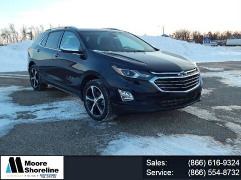 2021 Chevrolet Equinox for sale at Moore Shoreline Chevrolet in Sebewaing MI