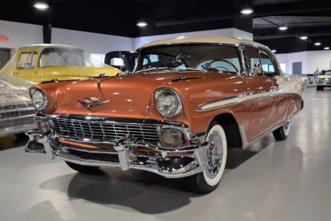 1956 Chevrolet Bel Air for sale at Jensen's Dealerships in Sioux City IA