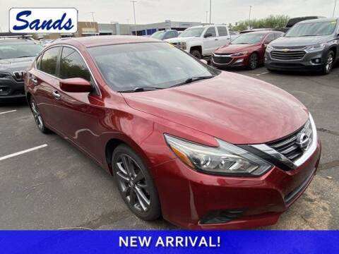 2018 Nissan Altima for sale at Sands Chevrolet in Surprise AZ