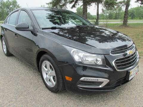 2016 Chevrolet Cruze Limited for sale at Buy-Rite Auto Sales in Shakopee MN