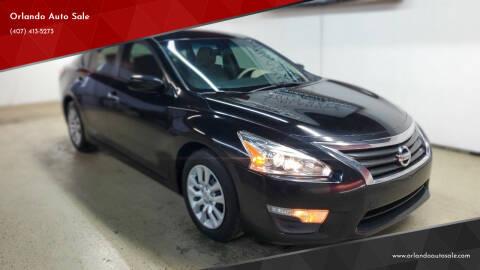 2014 Nissan Altima for sale at Orlando Auto Sale in Orlando FL