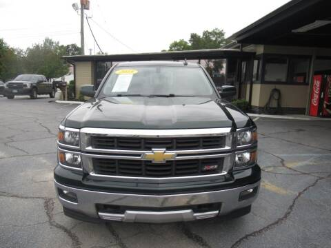 2015 Chevrolet Silverado 1500 for sale at Maluda Auto Sales in Valdosta GA