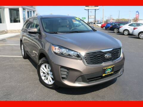 2019 Kia Sorento for sale at AUTO POINT USED CARS in Rosedale MD