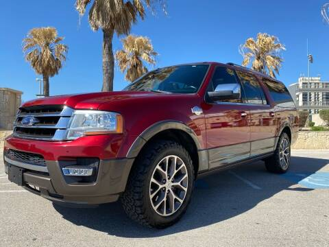 2016 Ford Expedition EL for sale at Motorcars Group Management - Bud Johnson Motor Co in San Antonio TX