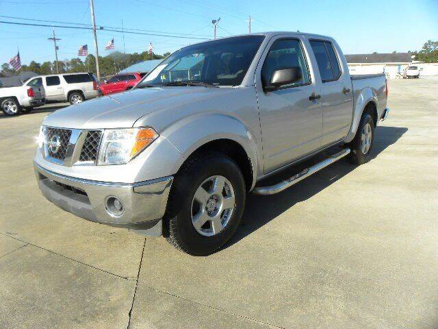 2008 Nissan Frontier for sale at VANN'S AUTO MART in Jesup GA
