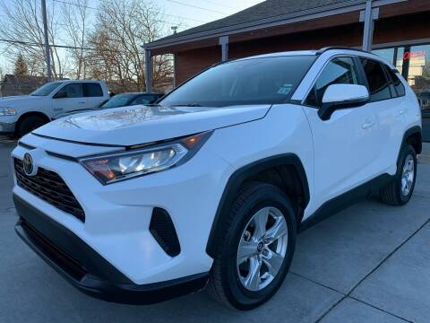 2020 Toyota RAV4 for sale at Global Automotive Imports of Denver in Denver CO