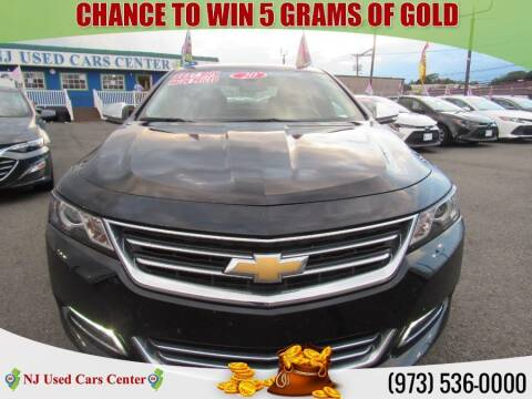 2020 Chevrolet Impala for sale at New Jersey Used Cars Center in Irvington NJ