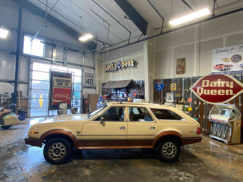 1983 AMC Eagle 30 for sale at Cool Classic Rides in Redmond OR