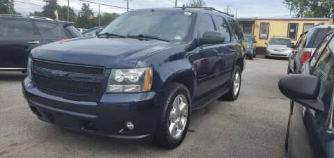 2009 Chevrolet Tahoe for sale at AUTO NETWORK LLC in Petersburg VA