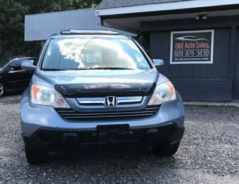 2007 Honda CR-V for sale at O & E Auto Sales in Hammonton NJ