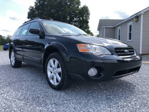 2007 Subaru Outback for sale at Curtis Wright Motors in Maryville TN