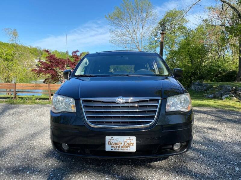 2010 Chrysler Town and Country for sale at Beaver Lake Auto in Franklin NJ
