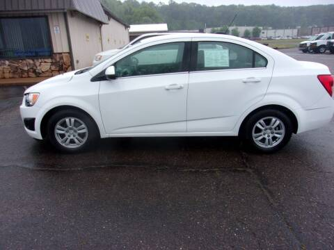 2015 Chevrolet Sonic for sale at Welkes Auto Sales & Service in Eau Claire WI