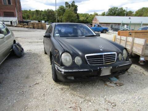 2000 Mercedes-Benz E-Class for sale at Haggle Me Classics in Hobart IN