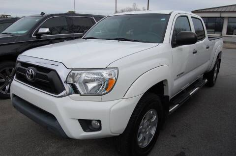 2013 Toyota Tacoma for sale at Modern Motors - Thomasville INC in Thomasville NC